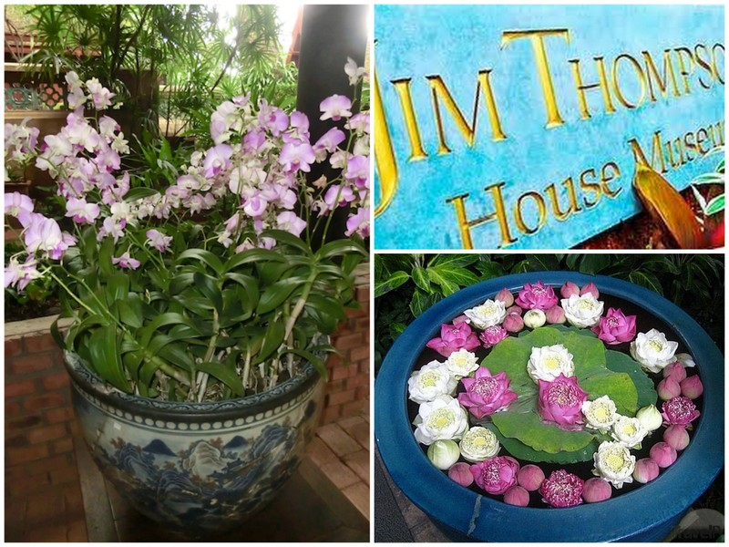 Jim Thompson garden