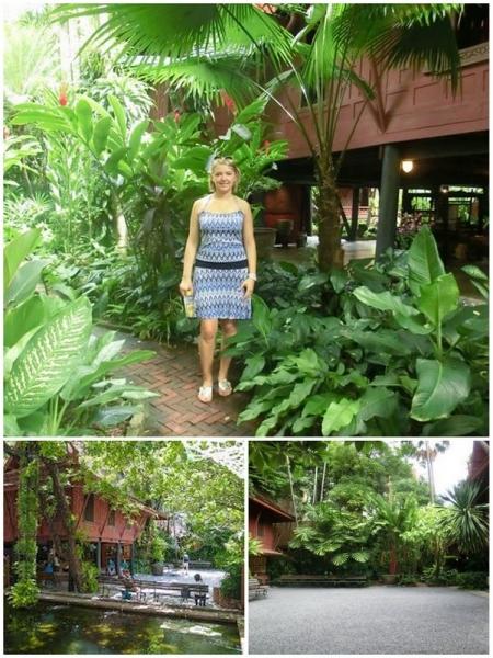 Jim Thompson garden 2