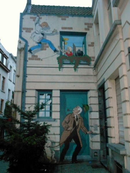 murales graffiti belgio