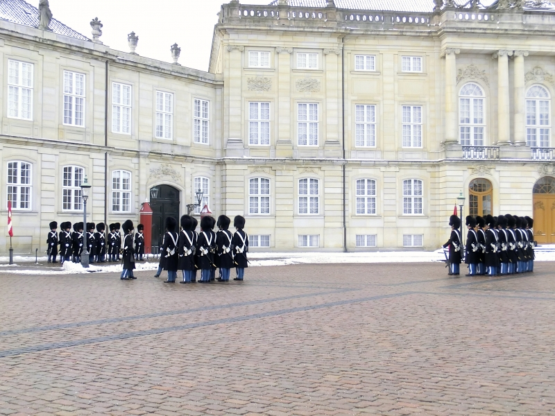 guardia Copenaghen