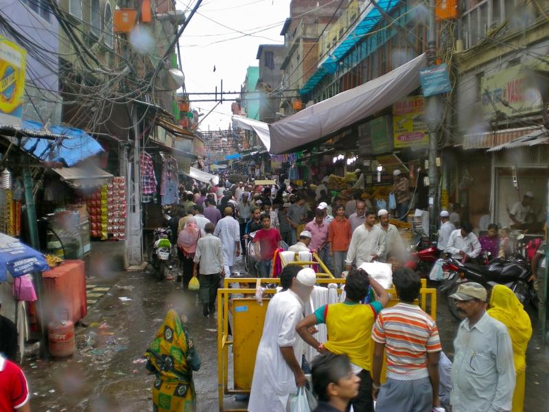 mercato Delhi