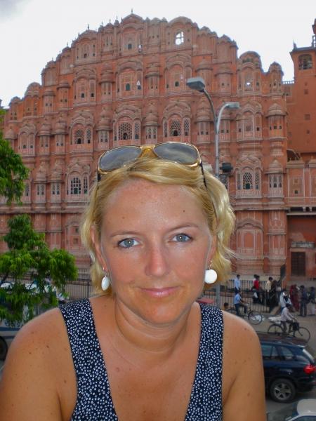 Jaipur Palazzo dei venti Hawa Mahal