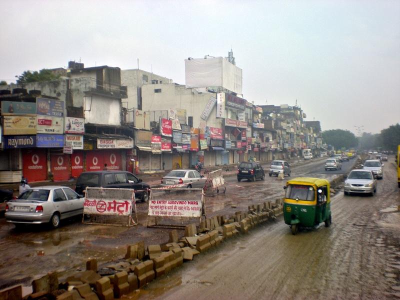 delhi-strade