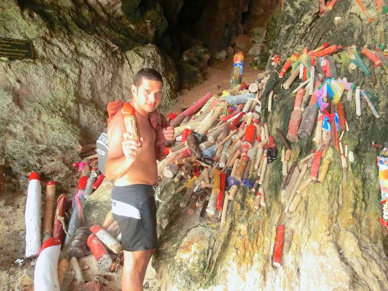 Grotta della Principessa Pranang