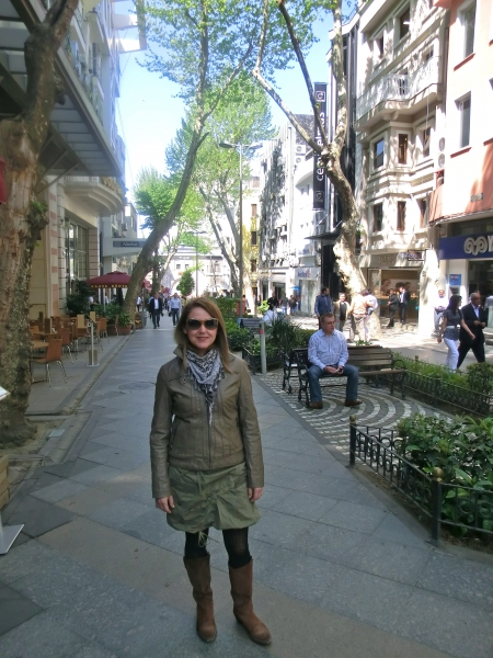 nuru osmaniye caddesi