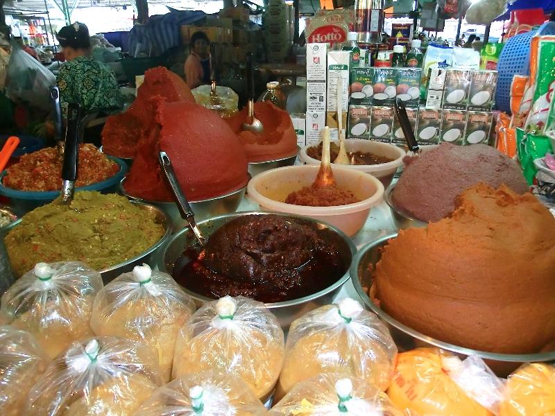 mercato spezie bangkok
