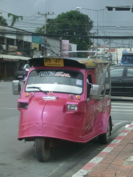 tuctuc ayutthaya