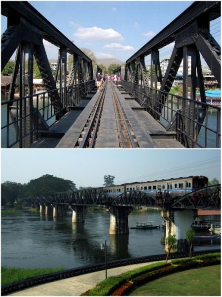 Treno ponte-fiume-kwai
