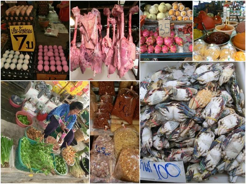 Treno thonburi-market