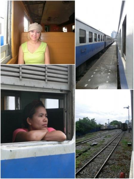 Treno kanchanaburi