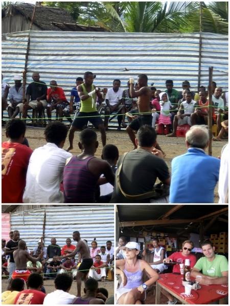 Boxe-malgascia