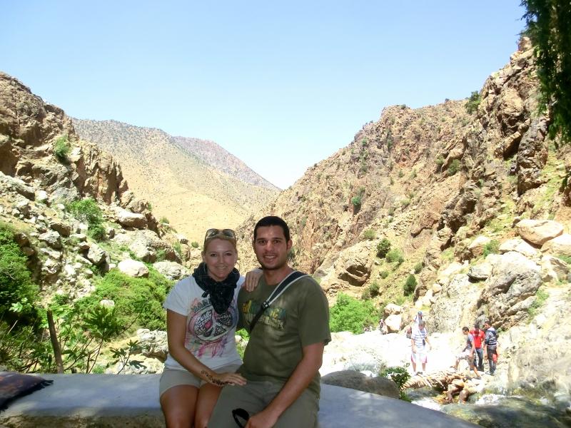 cascata Marocco
