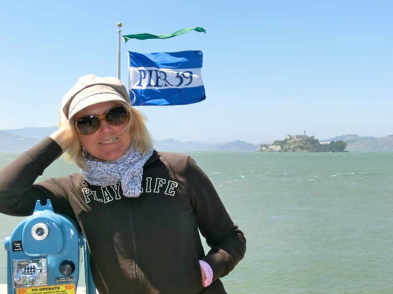 Alcatraz Pier 39