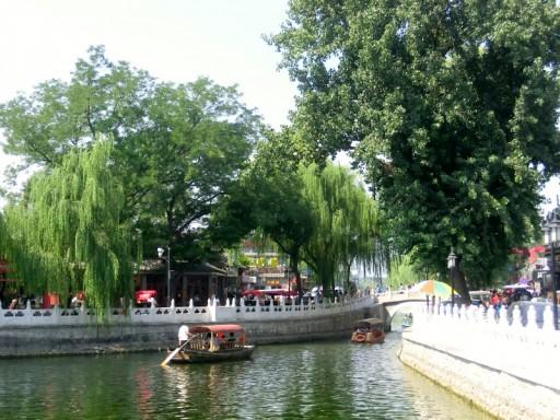 hutong, hutong pechino, lago cina