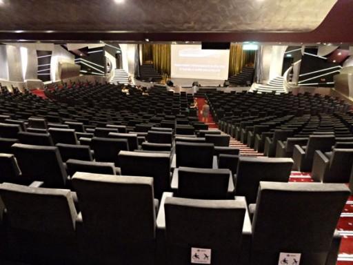 teatro nave crociera, teatro msc