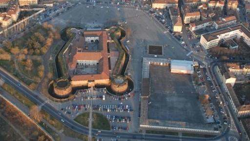 Piazza Castello Casale Monferrato