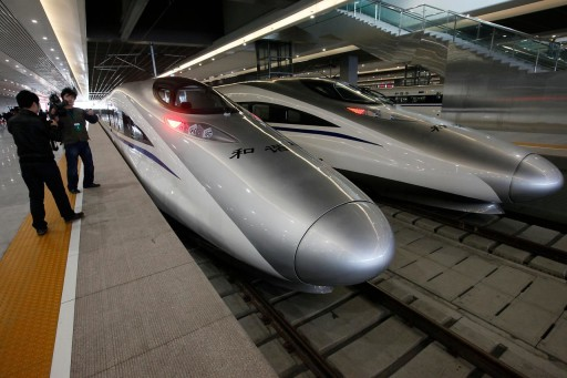 china-fastest-train