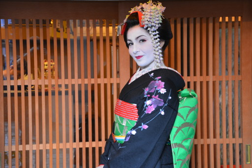 Un giorno da geisha a Kyoto