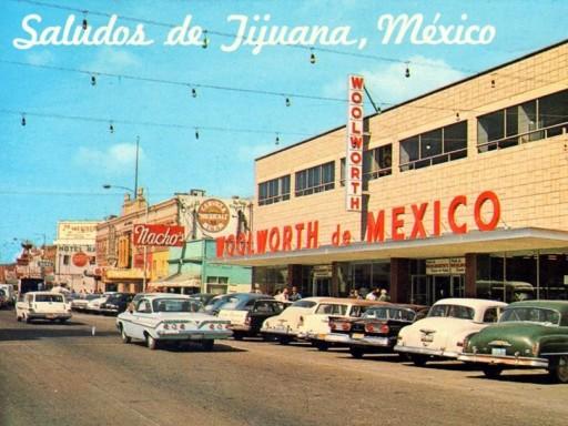 A Tijuana per un margarita
