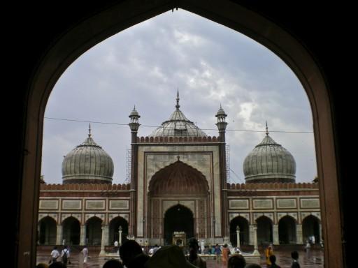 Delhi, l'India piena di contrasti