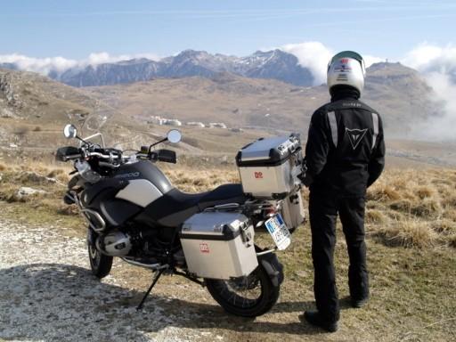 Le terre del Soave in motocicletta