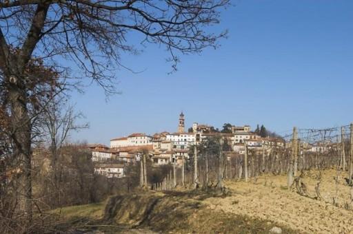 Il castello Nemours di Frassinello Monferrato