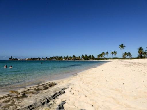 Mare, sole e aragosta a La Boca, Cuba