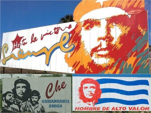 Murales del Che