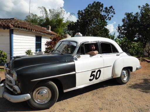 taxi cubano, auto cubana, vecchie auto americane