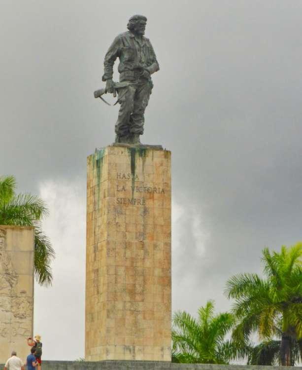Mausoleo di Che Guevara