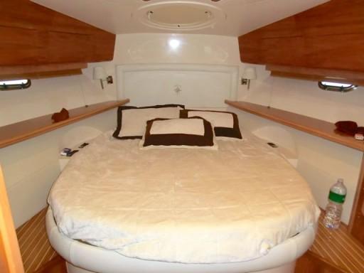 cabina, yacht, barca