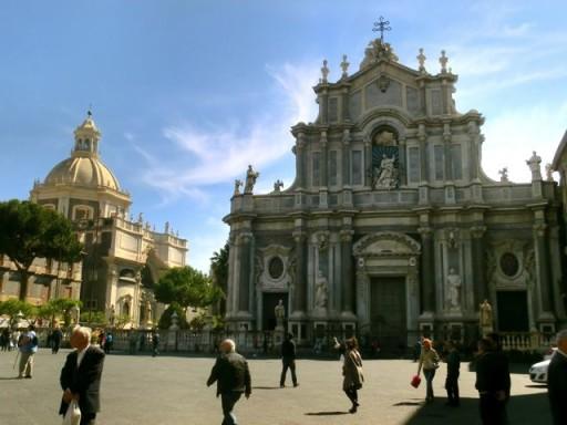 cattedrale catania, duomo catania, duomo di sant'agata