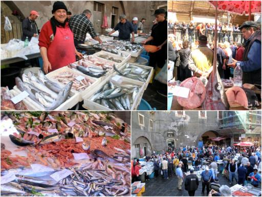 pescheria catania, mercato del pesce catania, mercato pesce in centro