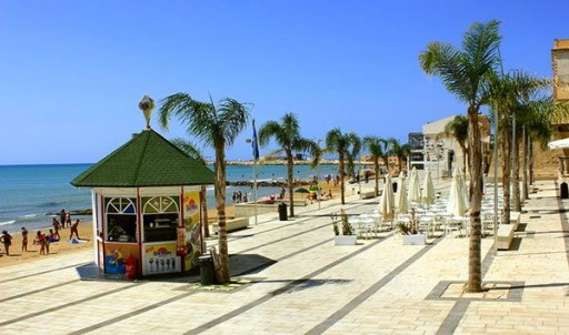 lungomare, banchina, Marina di Ragusa