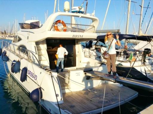 yacht, marina di ragusa, chartering