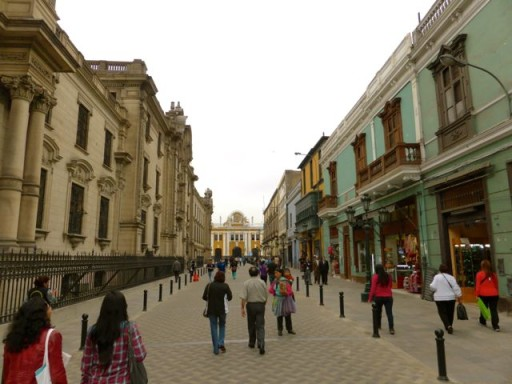 calle Lima