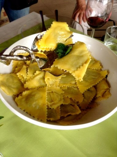 ravioli di piselli, ravioli monferrato, gogu, goju