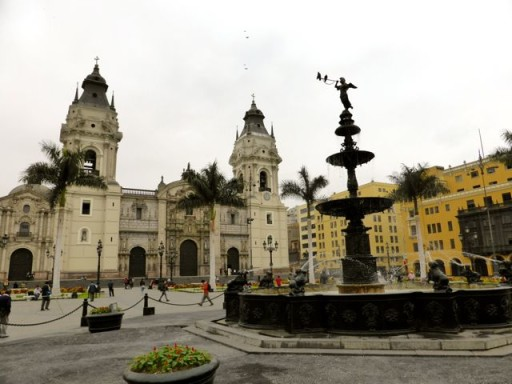 Lima, cattedrale