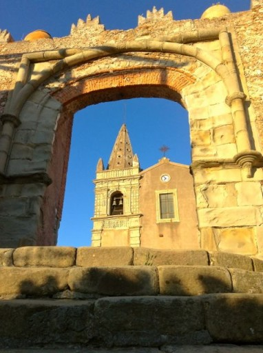 chisa siciliana, chiesa forza agroò chiesa santissima trinità