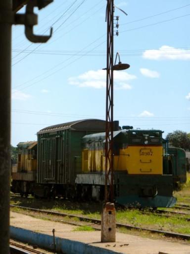 treno moron cuba