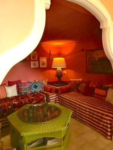 sala da tè, tea time, sala da tè marocchina