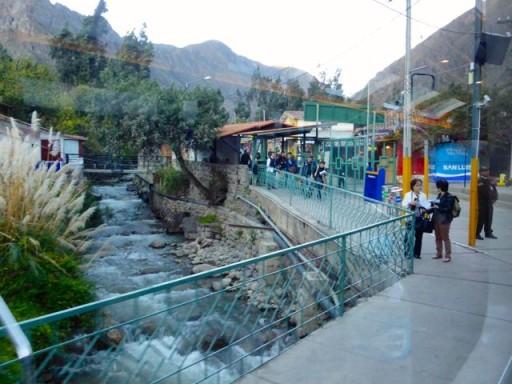 stazione perù, stazione machu picchu
