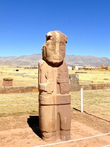 tiwanaku, sito archeologico bolivia, città inca
