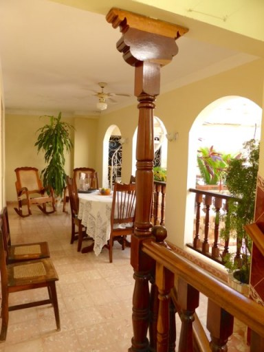casa particular trinidad