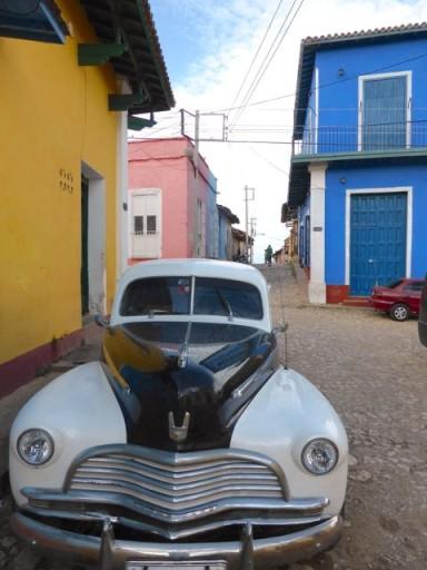 auto cubane, trinidad
