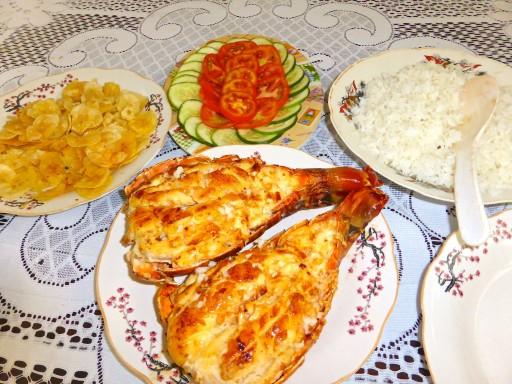 aragosta, cucina cubana