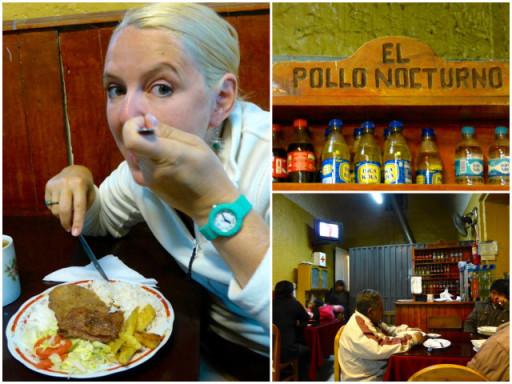 ristorante arequipa, ristorante perù