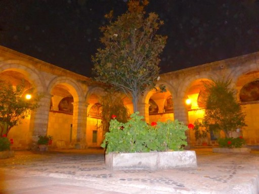 monastero arequipa, monastero santa catalina, monastero perù