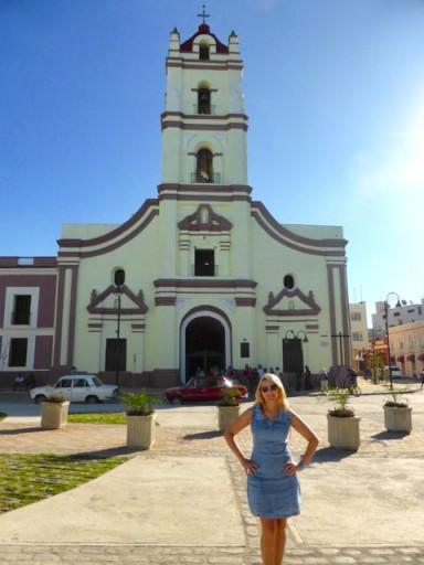 iglesia de la merdec camaguey