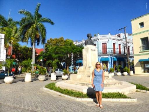 Plaza maceo